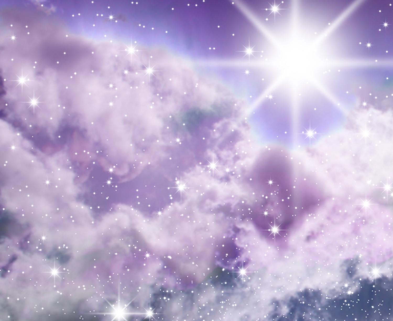angels as stars